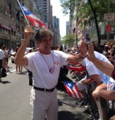 Geraldo Rivera travels photo collection